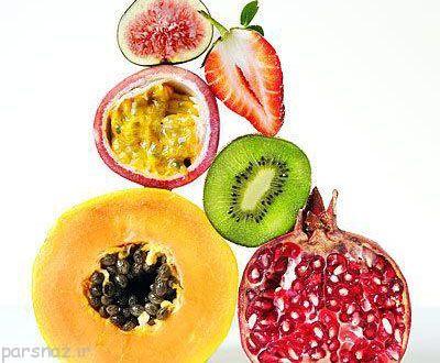 چه مواقعی باید میوه بخوریم؟