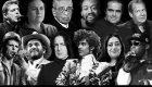 مرگ ستاره های متعدد در سال 2016