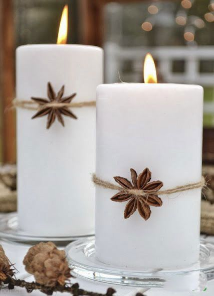 آموزش تزیینات زیبای شمع به روش های مختلف