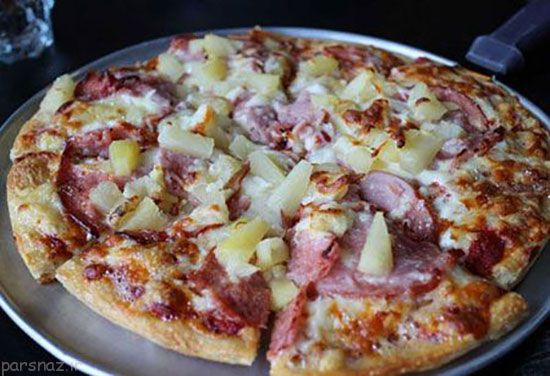 معروف ترین و خوشمزه ترین پیتزاها در جهان