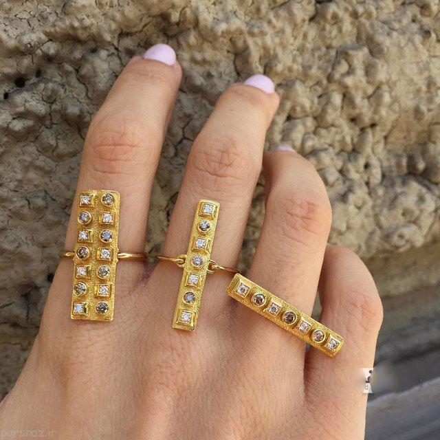 بهترین مدل های جواهرات فشن Ilias Lalaounis