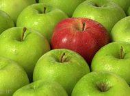 پوست سیب 5 برابر خود سیب ویتامین دارد
