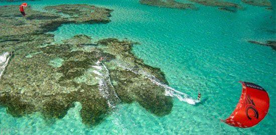 سفرهای هیجانی به اقیانوس های تفریحی