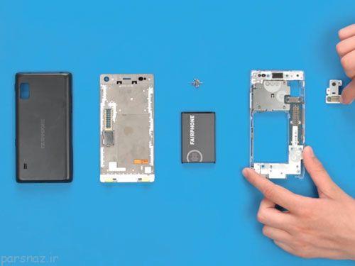 گوشی های ماژولار را خودتان باید بسازید