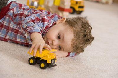 اسباب بازی کودکان می تواند ذهن را تقویت کند