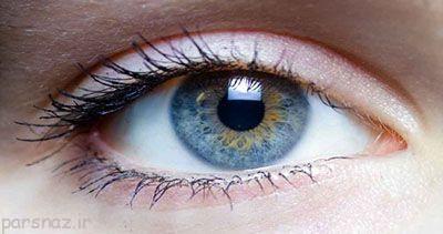 چشم انسان و ویژگی های خارق العاده