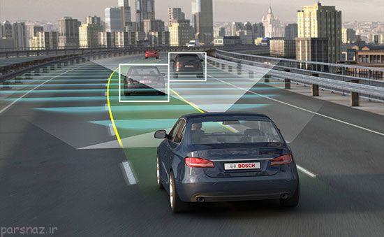 مکانیسم کارکرد خودروهای هوشمند را بدانیم