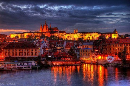 پراگ شهری برای ثبت عکس های زیبا در اروپا