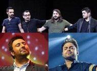 کدام خواننده ها بیشترین کنسرت را داشته اند؟