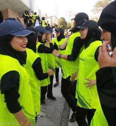 دراگون بوت استخری زنان برگزار شد +عکس