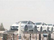 ماشین های BMW I8 در مسیر تهران +عکس