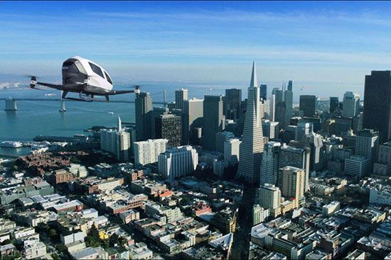 تکنولوژی های روز دنیا در زمینه حمل و نقل