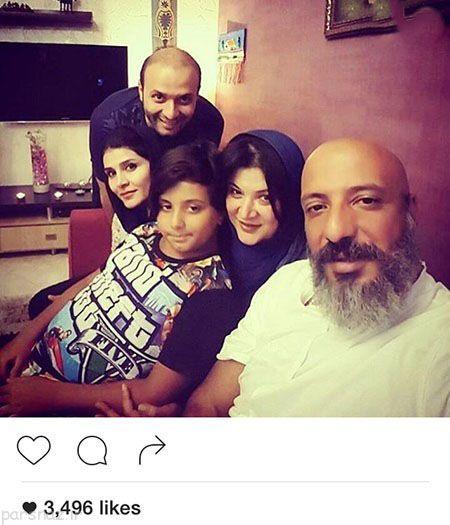 گالری عکس بازیگران و چهره های ایرانی در اینترنت