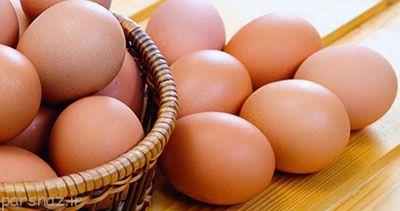 تخم مرغ و فواید آن برای سلامتی ما