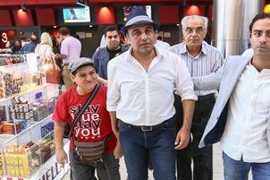رضا عطاران در خیریه 5 میلیون به یک اعدامی کمک کرد