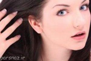 موهای خشک و شکننده و راه حل موثر