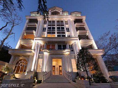جدول قیمت آپارتمان های گران قیمت در تهران