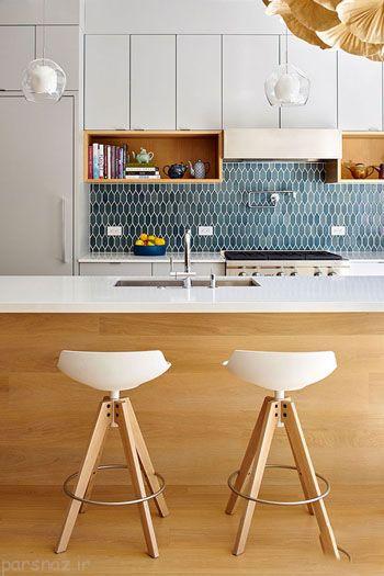دکوراسیون و طرح کاشی های آشپزخانه شما