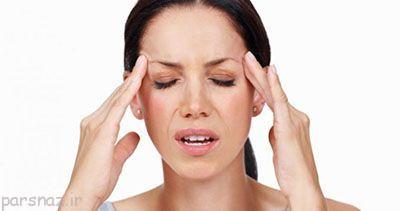 سردرد را با طب سنتی درمان کنید