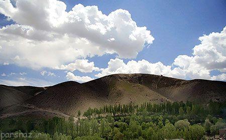 دره زیبای لیقوان در تبریز را ببینید