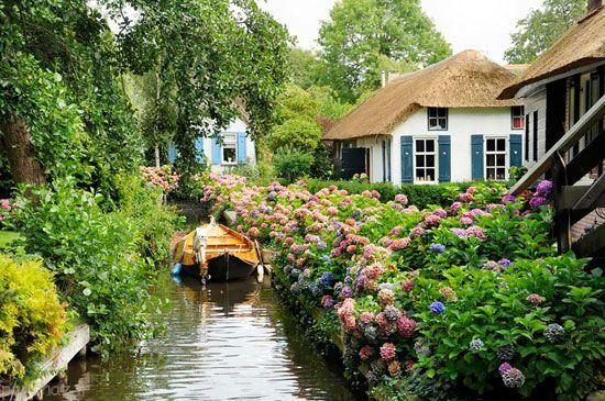ونیز رویایی در کشور هلند را ببینید +عکس