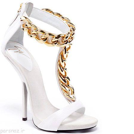 جدیدترین مدل های کفش عروس زیبا و جذاب (96)