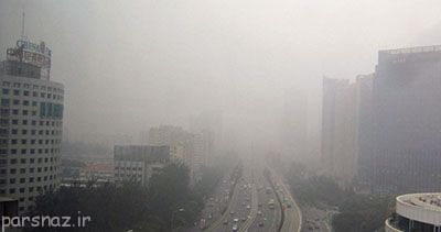 هوای آلوده و راه چاره برای سلامتی پوست