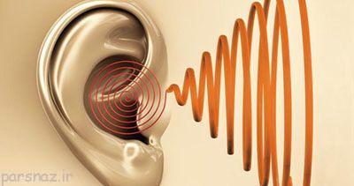 چرا گوشمان وزوز می کند؟
