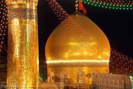 عکس های مذهبی از حرم امام رضا در مشهد مقدس