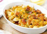 طرز تهیه قاچ های سیب زمینی به سبک ایتالیایی