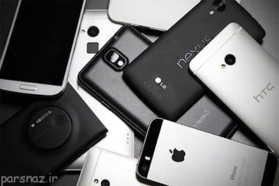 برترین گوشی های هوشمند که تاکنون ساخته شده