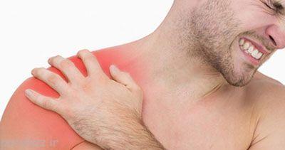 آسیب ها و دردهای معمول شانه را بشناسید