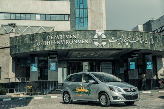 جایگاه خودروهای هیبریدی در ایران +عکس