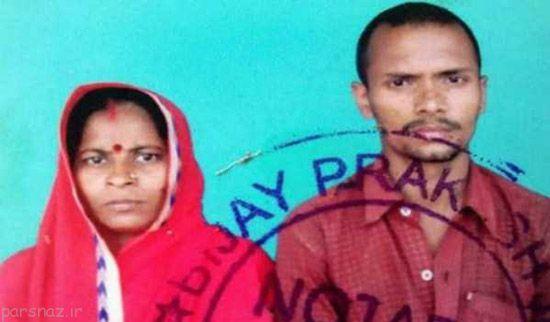 این مرد پس از رابطه پنهانی با مادر زن خود ازدواج کرد