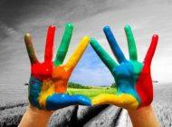رنگ ها منبع انرژی برای روحیه ما هستند