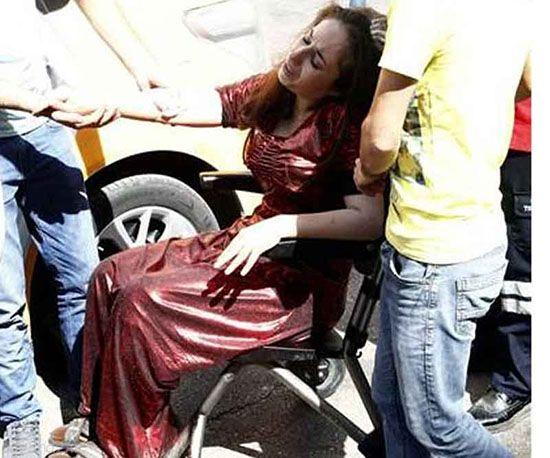 مجلس عروسی و حمله تروریستی مرگبار