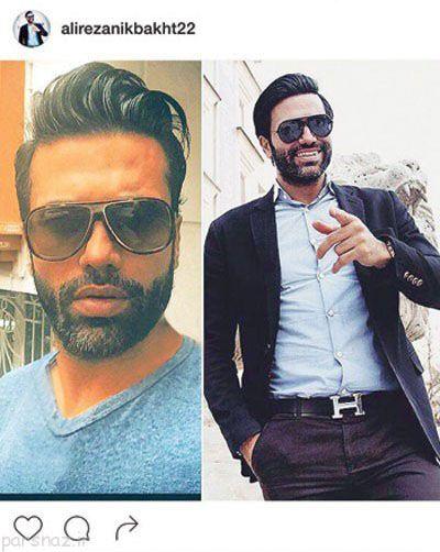 خوش تیپ بودن به سبک ستاره های ایرانی