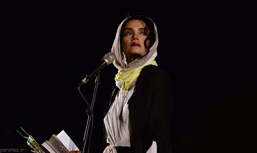 میترا حجار در یک کنسرت آواز خواند +عکس