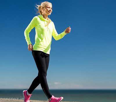 با پیاده روی دیگر دیابت به سراغ شما نمی آید