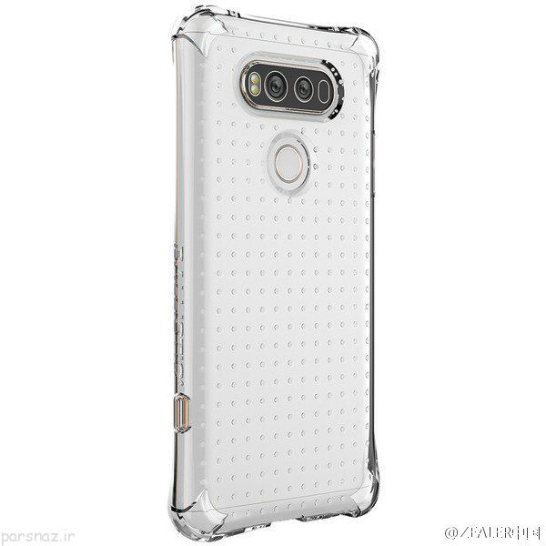 گوشی جدید ال جی V20 و قابلیت های آن