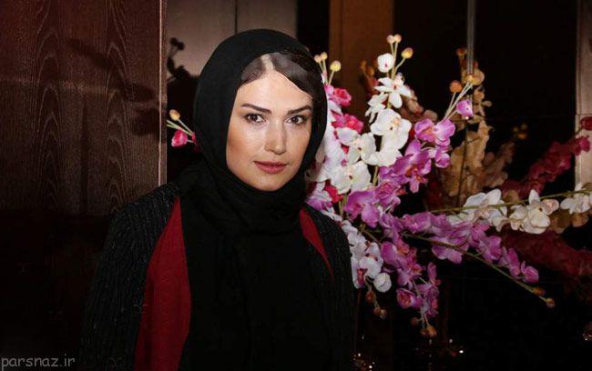 بیوگرافی لادن مستوفی و شهرام اسدی زوج سینمایی