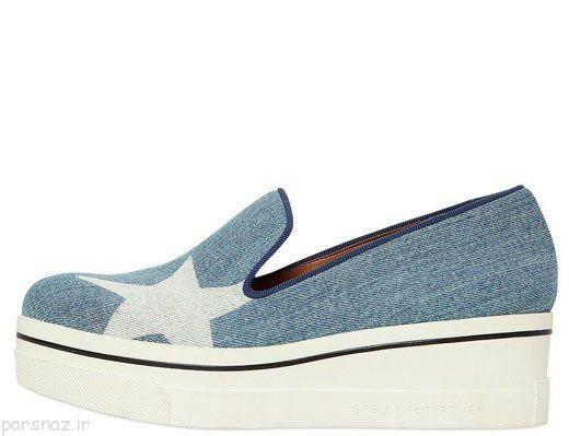 با جدیدترین مدل های کفش کتانی آشنا شوید