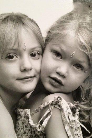 عکس های کودکی ستاره های هالیوود را ببینید
