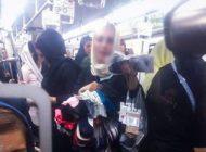 روایت های جالب از زنان دستفروش مترو