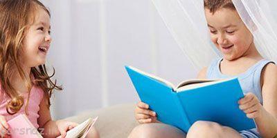خواندن داستان خیالی برای کودک تا سه سالگی ممنوع