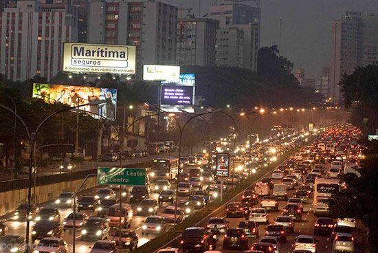 پرترافیک ترین شهرهای دنیا را ببینید