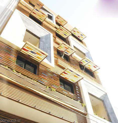 اصالت معماری ایرانی در دکوراسیون خانه های امروزی