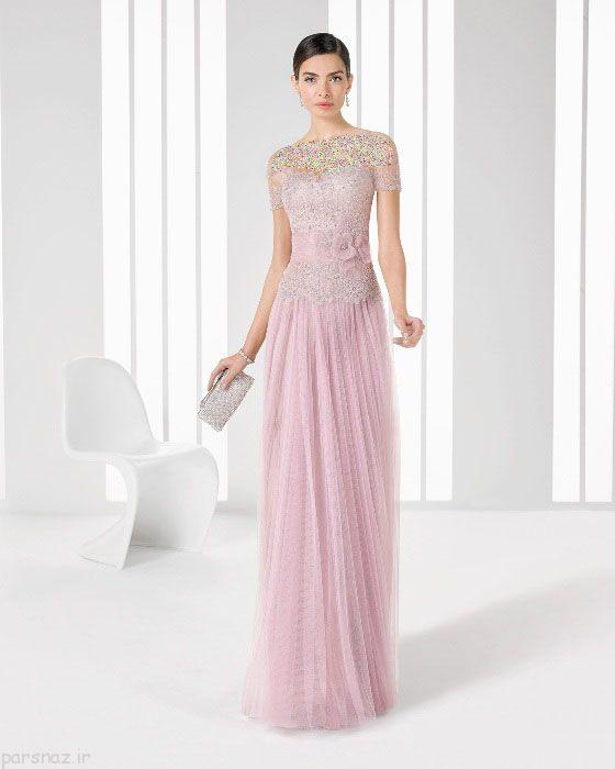 لباس مجلسی های جذاب و زیبا برند rosa clara