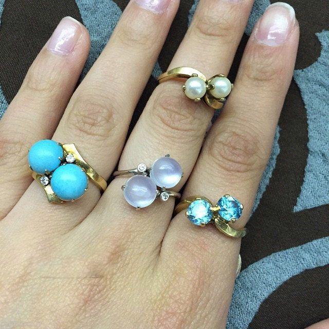 مدل جدید زیورآلات زیبا از برند Bailey's Estate Jewelry