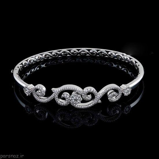 مدل جواهرات زیبا برند De Laur